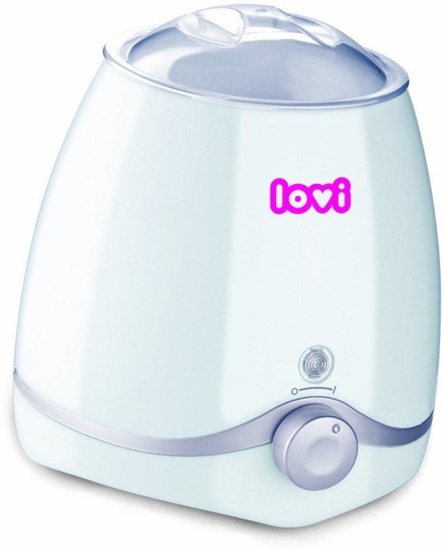 lovi Bottle Warmer - 2 Slots(White)