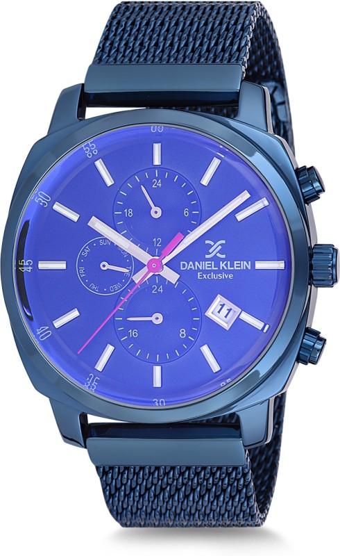 Daniel Klein DK12138-6 EXCLUSIVE GENTS Analog Watch - For Men