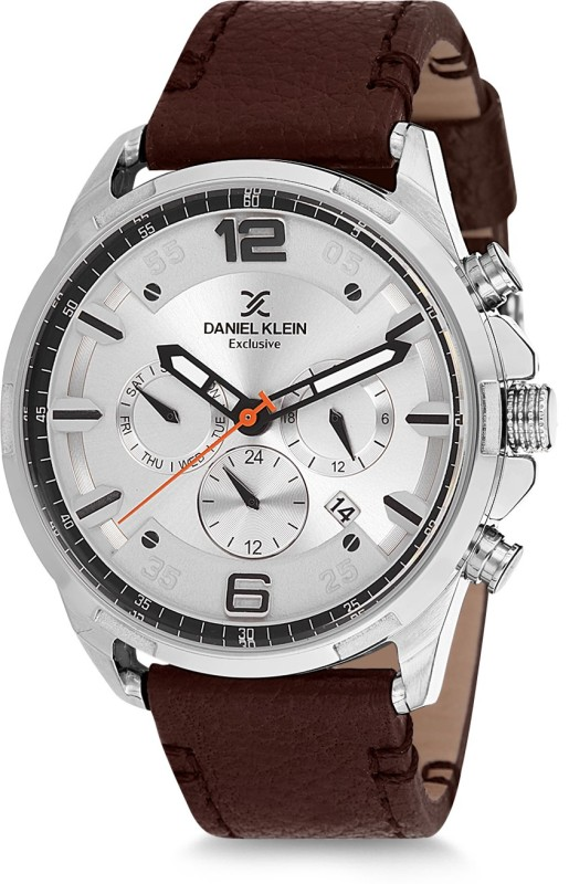 Daniel Klein DK12142-5 EXCLUSIVE GENTS Analog Watch - For Men