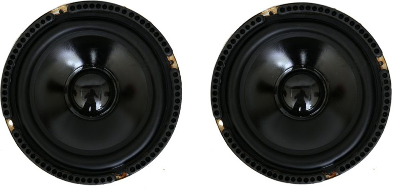Barry John BJ- FER-DOUBLE Heavy Magnet Subwoofer (4 Ohm) for Home Theater (Pack of 2) Subwoofer(Passive , RMS Power: 100 W)
