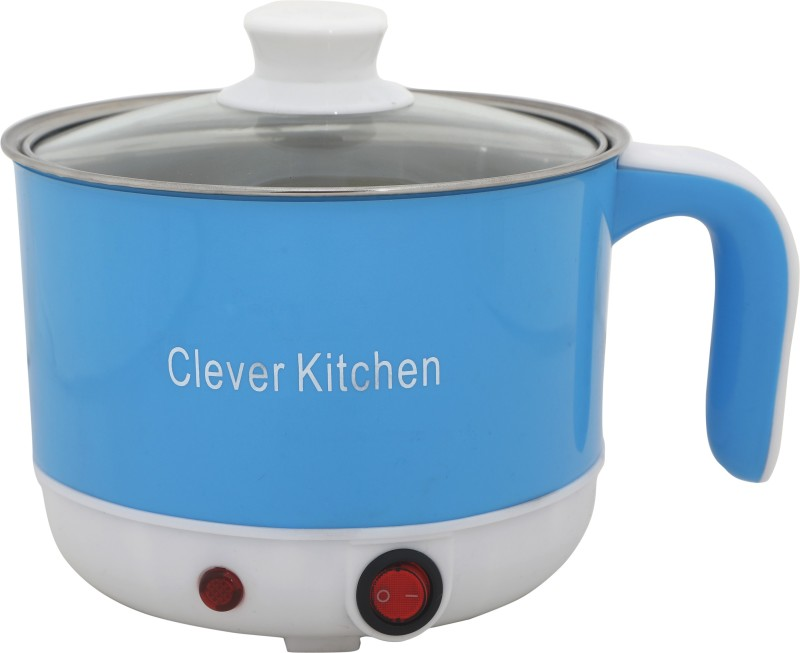 CLEVER KITCHEN Ck-4-A(Electric multiprpose Kettle 1 5 Litre