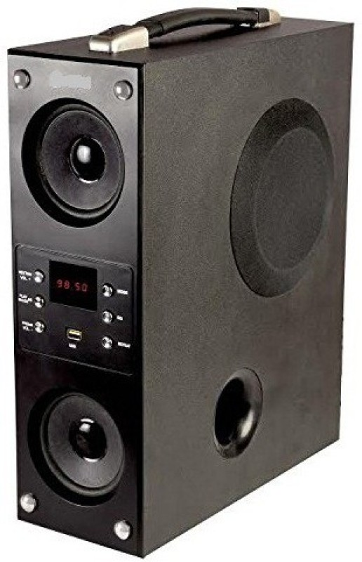 DJ Multimedia speaker floor standing tower 5.1. Digital Bluetooth Home Theatre(Black, 5.1 Channel)