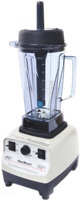 jtc omniblend 767 2000 Juicer Mixer Grinder(Grey, 1 Jar)