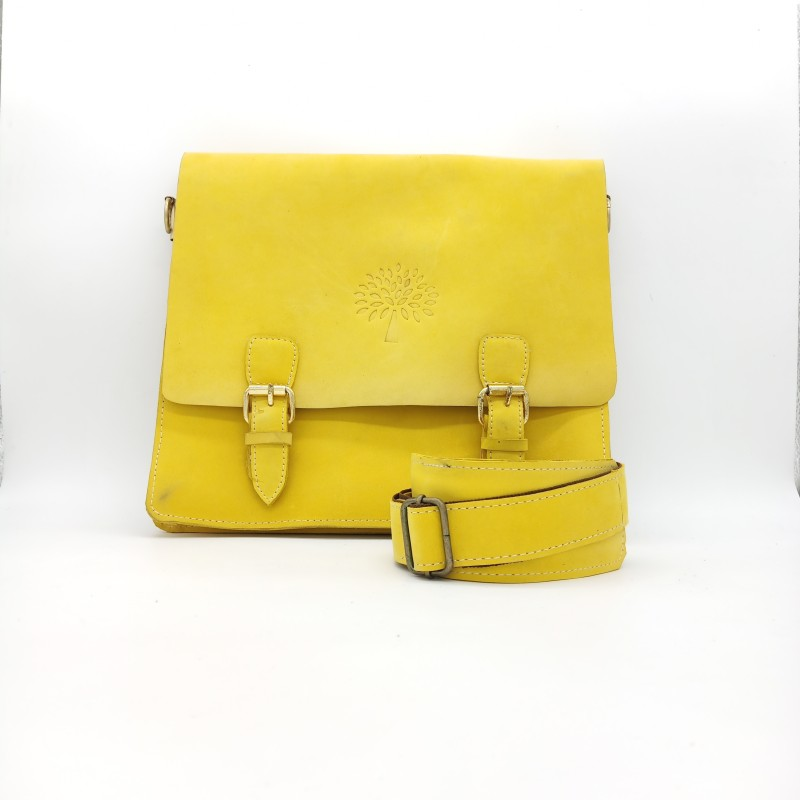 mulberry Yellow Sling Bag