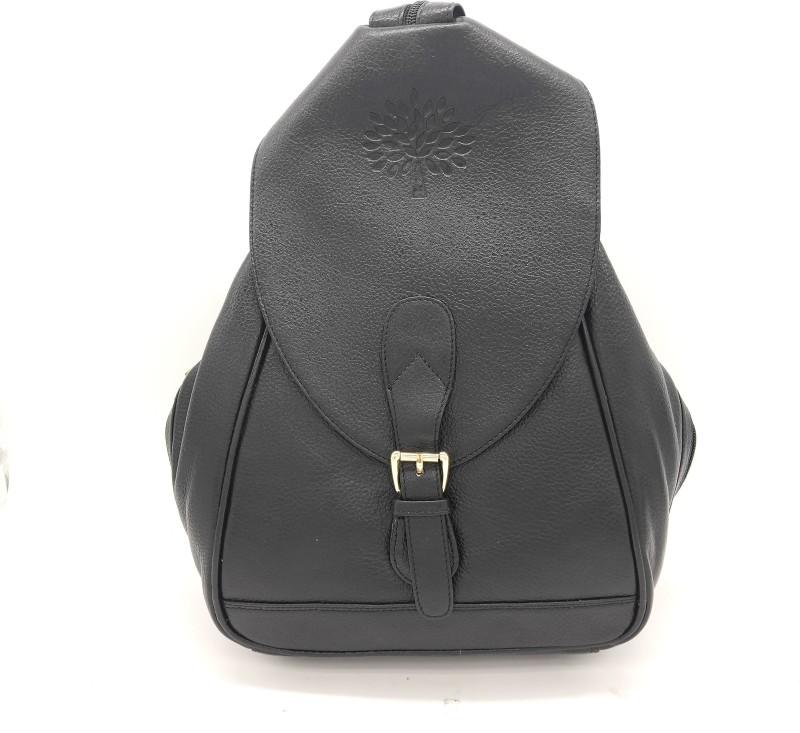 mulberry BG1T Backpack(Brown, Maroon, Black, 4 L)