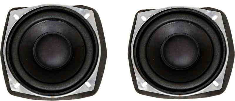 Barry John 4INCH-SUBWOOFER-DOUBLE Barry John 4 Inch subwoofer Speaker 8 ohm 30 Watt Subwoofer(Passive , RMS Power: 100 W)