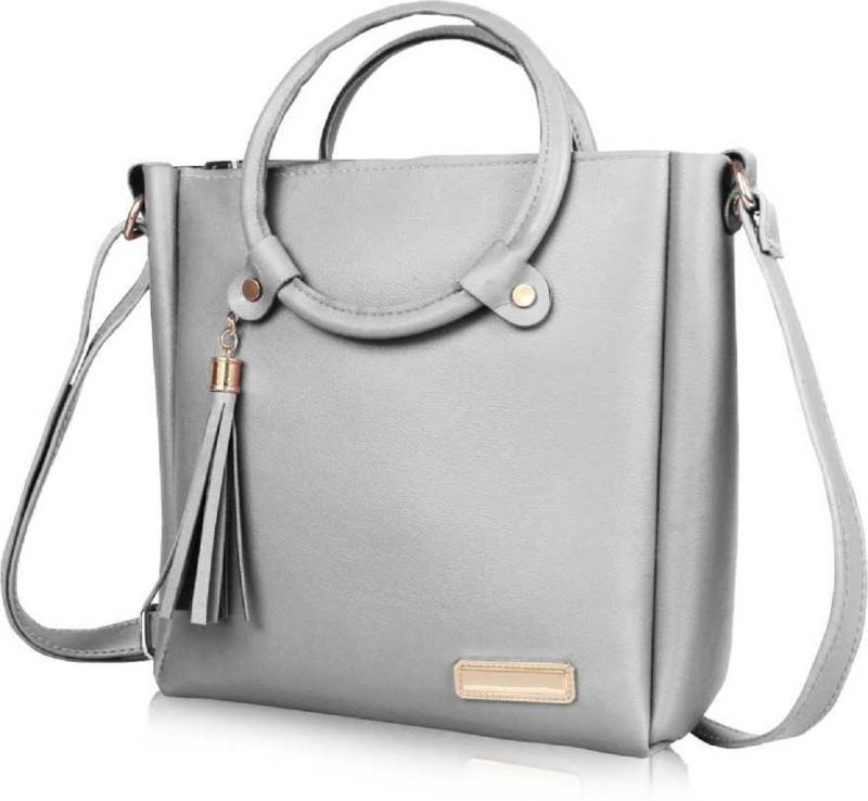 EJIS Grey Sling Bag