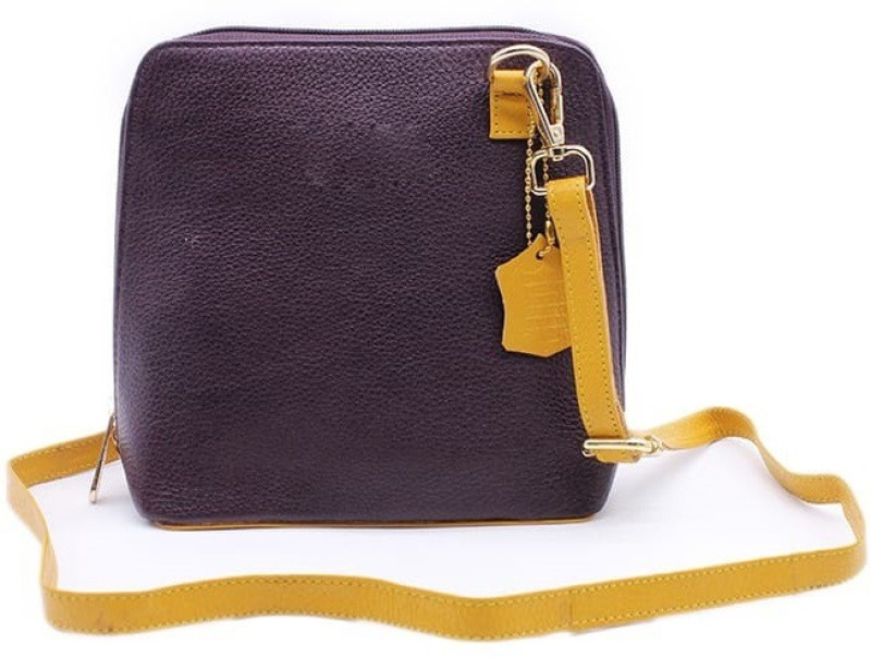 mulberry Purple Sling Bag