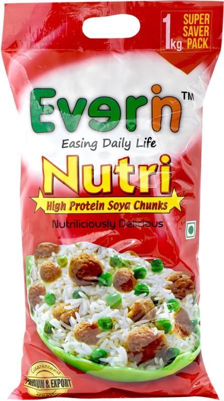 Everin Soya Chunks(1 kg)