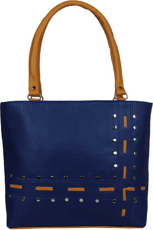 HZB Collection Women Blue Hand-held Bag