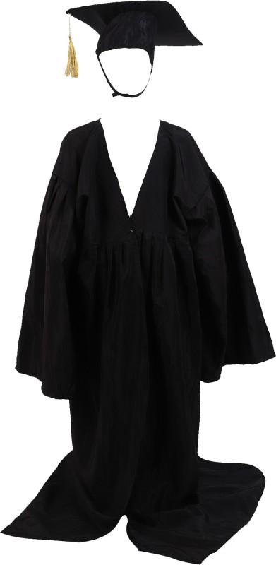 CHANDU KI DUKAN GRADUATION COAT FREE SIZE Graduation Gown