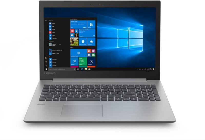 Lenovo Ideapad 330 Core i3 7th Gen - (8 GB/1 TB HDD/Windows 10 Home) 81delenovo ideapad 330-15ikb u Laptop(15.6 inch, Platinum Grey, 2.2 kg, With MS Office)