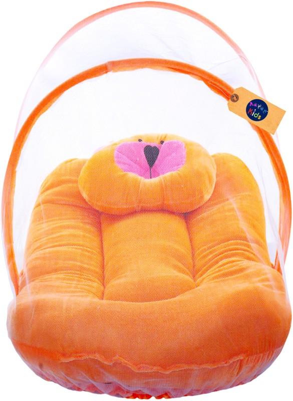Aayat Kids Velvet Bedding Set(Peach)