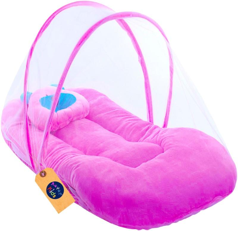Aayat Kids Velvet Bedding Set(Multicolor)
