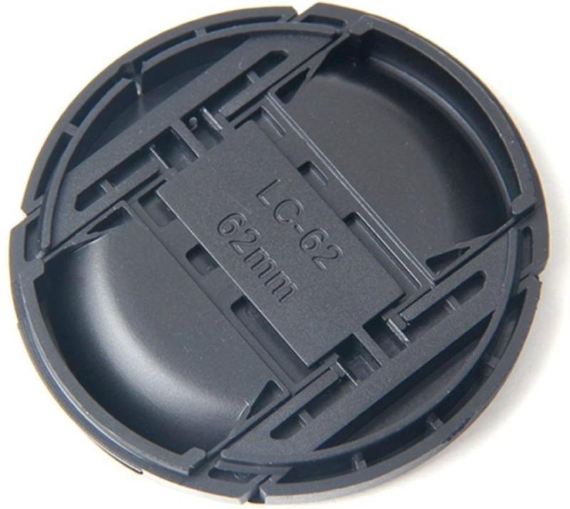 Digicare 62mm Lens Cap For Canon Lens Cap(Black, 62 mm)