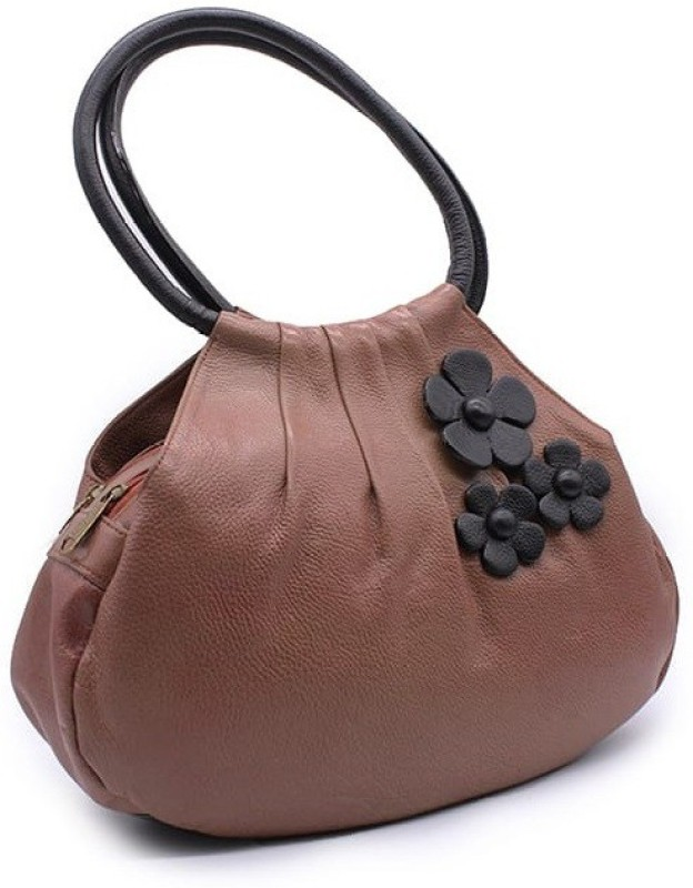 mulberry Brown Hand-held Bag