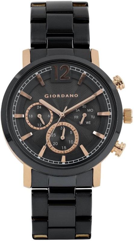 Giordano 1762-33 Analog Watch - For Men