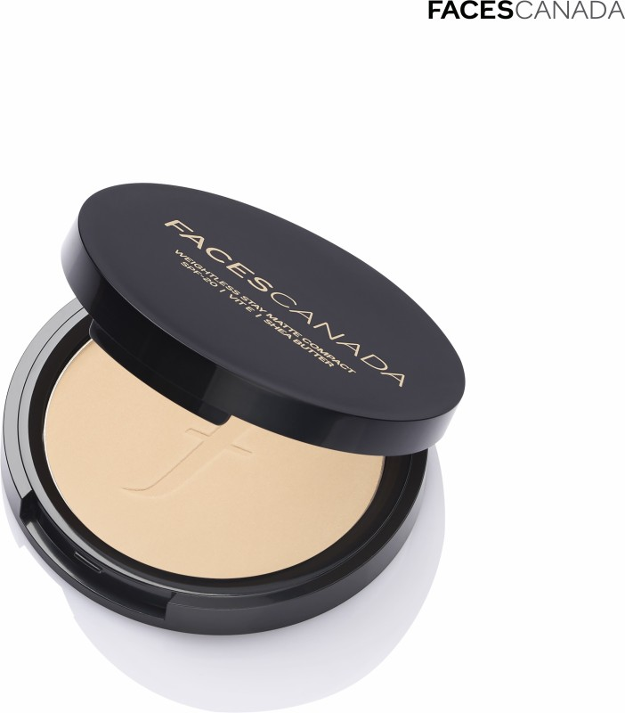 Faces Canada Core range Compact(Natural 02, 9 g)