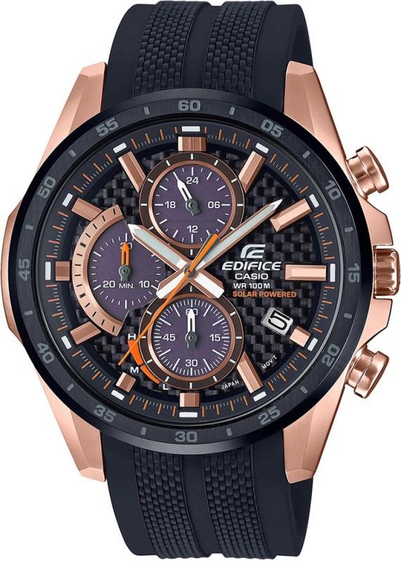 Casio EX504 Edifice Analog Watch - For Men