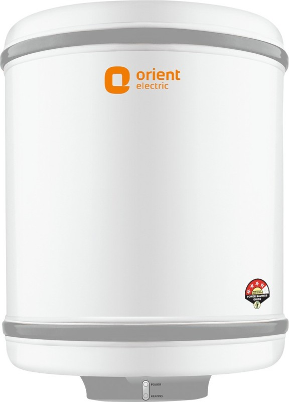 Orient Electric 25 L Storage Water Geyser (WS2502M, White)
