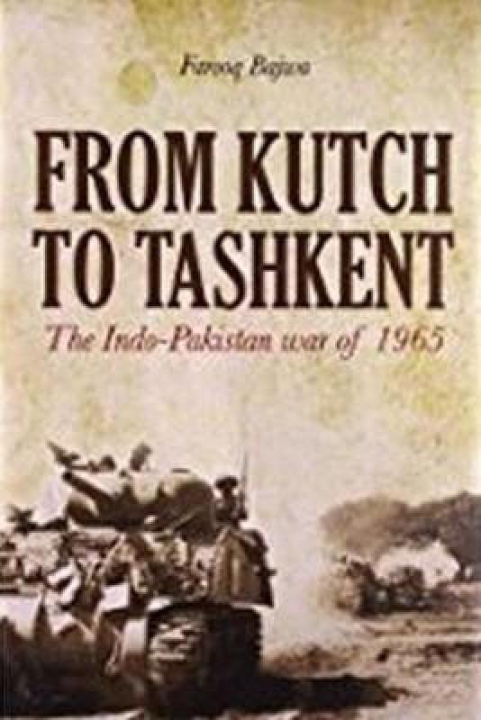 From Kutch to Tashkent(English, Hardcover, Bajwa Farooq Naseem)