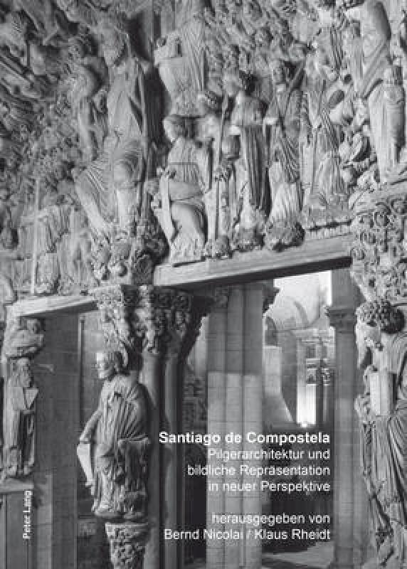 Santiago de Compostela(English, Hardcover, unknown)