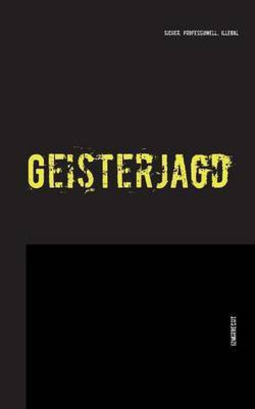 Geisterjagd(German, Paperback, Recht Izmir)