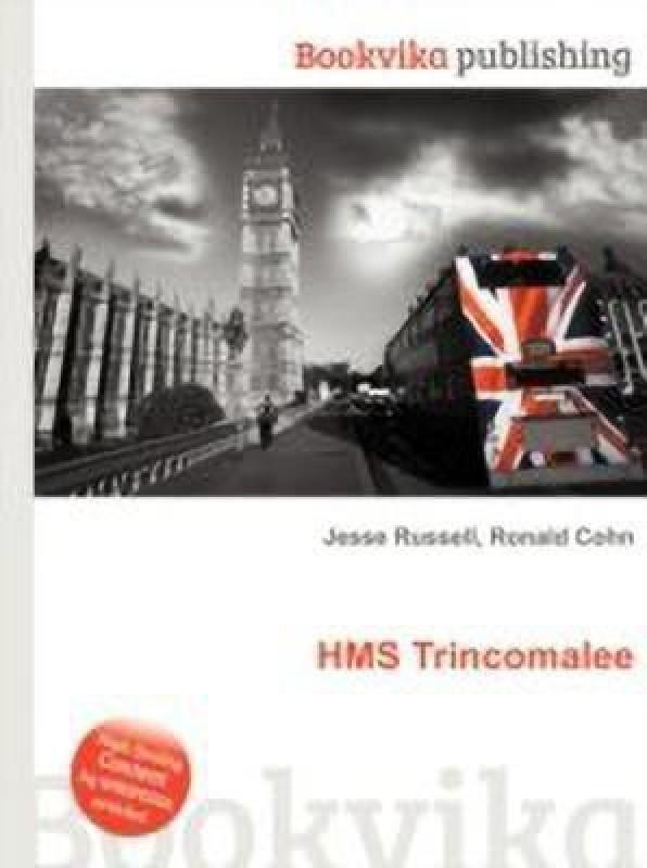 HMS Trincomalee(English, Paperback, unknown)