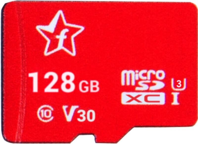 Flipkart SmartBuy 128 GB MicroSD Card UHS Class 3 100 MB/s Memory Card