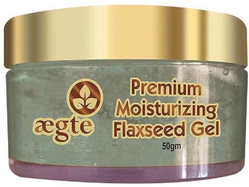 Aegte Premium Moisturizing Flaxseed Gel for Skin and Hair(50 g)