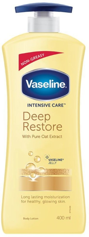 Vaseline Intensive Care Deep Restore Body Lotion(400 ml)