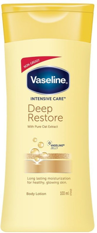 Vaseline Intensive Care Deep Restore Body Lotion(100 ml)