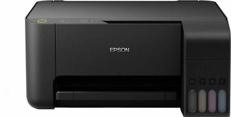 Epson Eco Tank L3101 All-in-One Ink Tank Printer (Black) Multi-function Color Printer(Black)