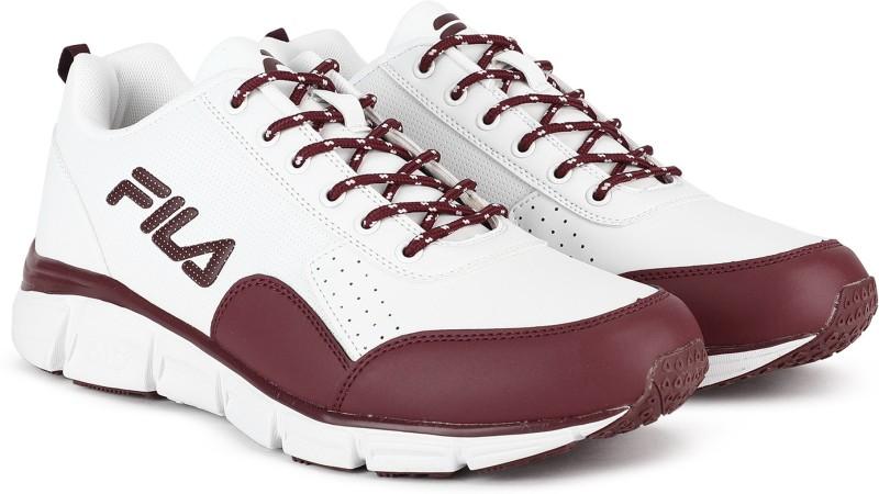 Fila Upton Running Shoes For Men(White)