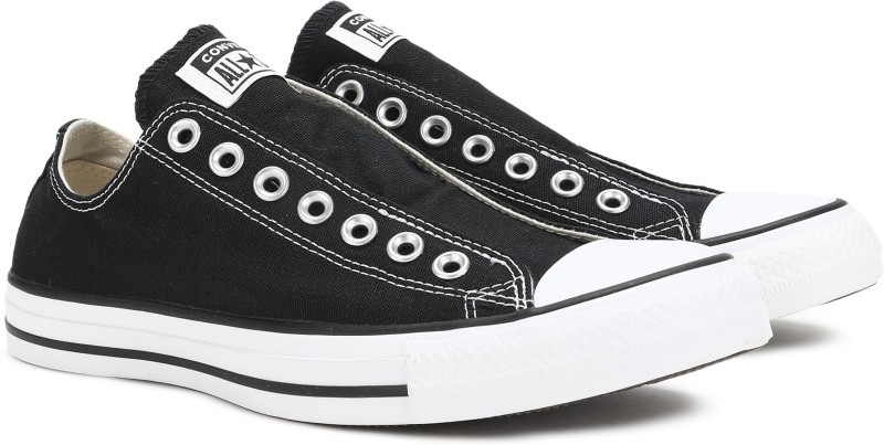 Converse Canvas Shoes For Men(Black)