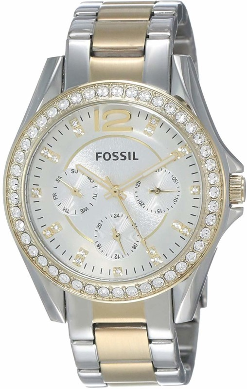 Fossil ES3204 Analog Watch - For Women
