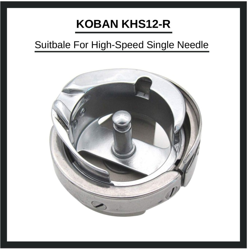 KOBAN KHS12-R Bobbin Case(Pack of 1)