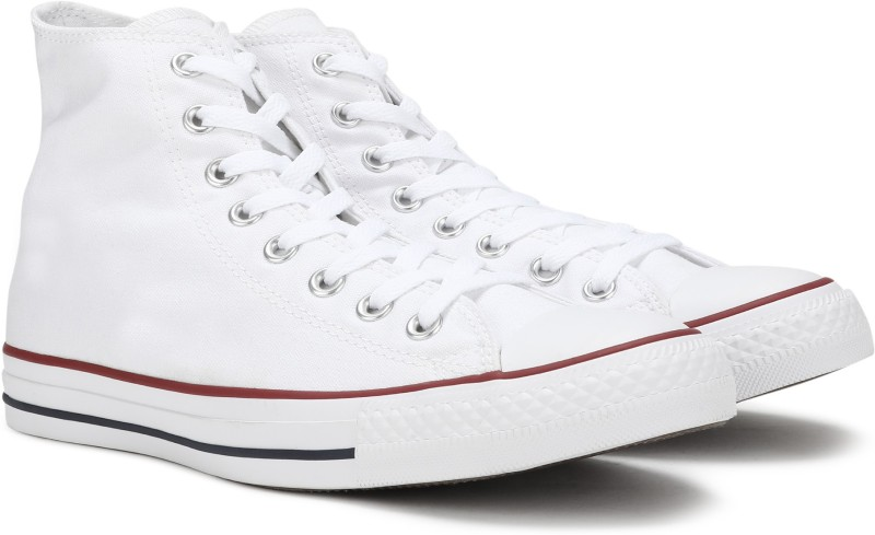 Converse High Tops For Men(White)