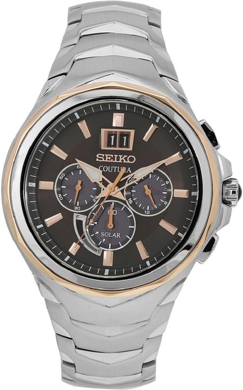 Seiko SSC628P9 Analog Watch - For Men