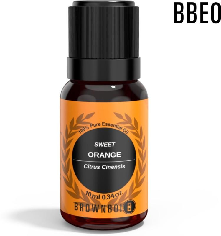 BrownBoi BBEO Sweet Orange Essential Oil For Face & Skin Whitening(10 ml)
