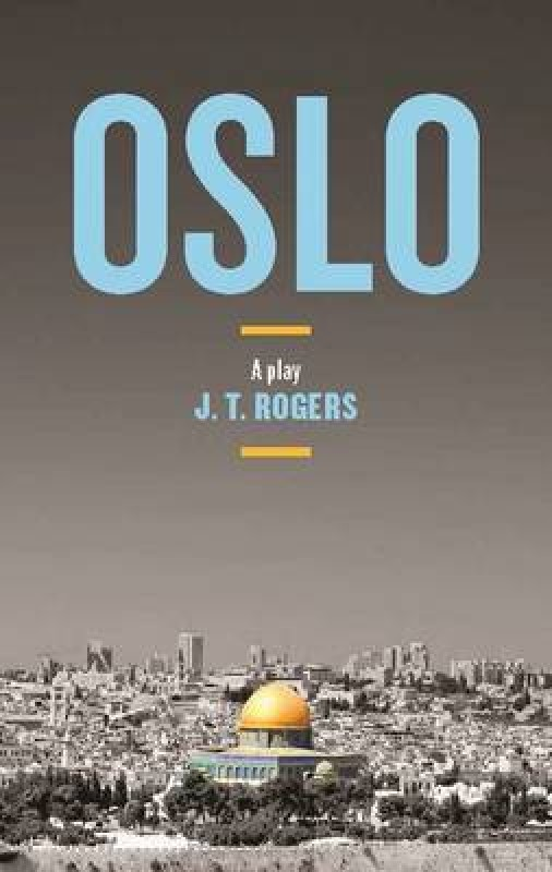 Oslo(English, Paperback, Rogers J.T.)