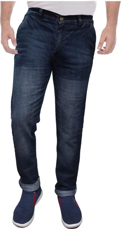 DREAM MAKERS Slim Men Blue Jeans
