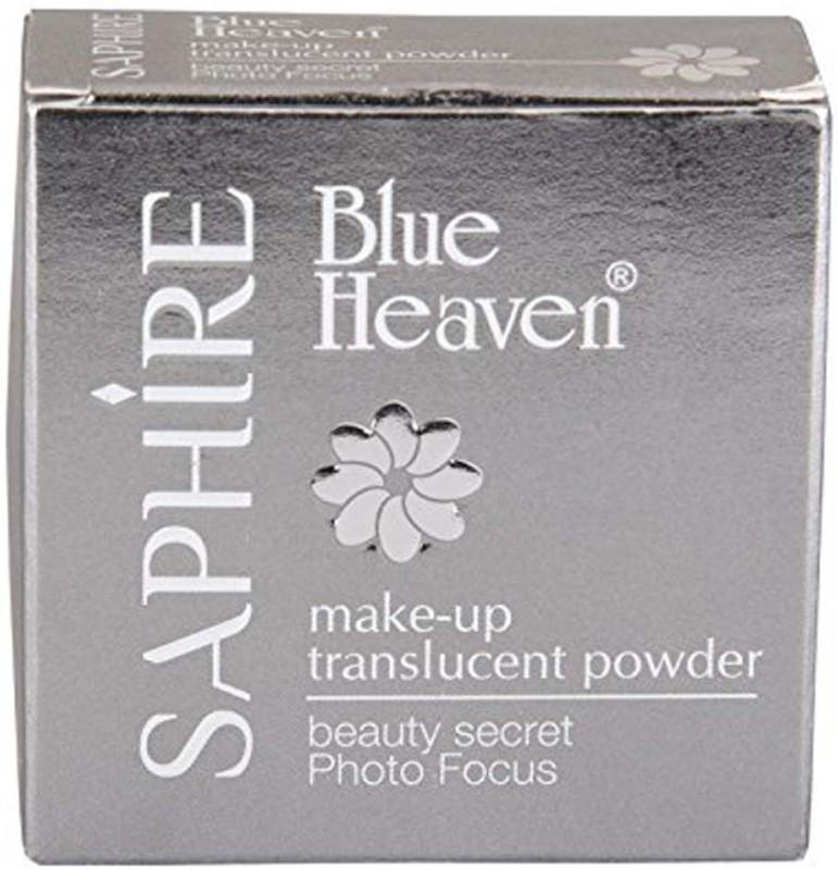 Blue Heaven Saphire Compact(Grey, 20 g)