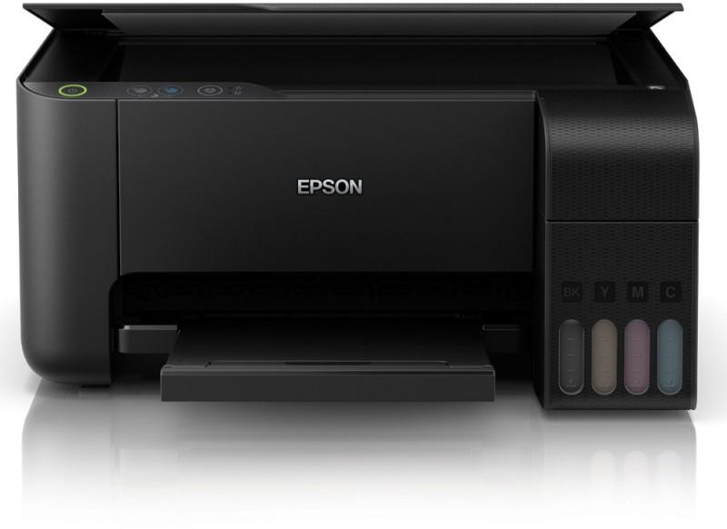 Epson L3150 Multi-function WiFi Color Printer(Black, Ink Bottle)