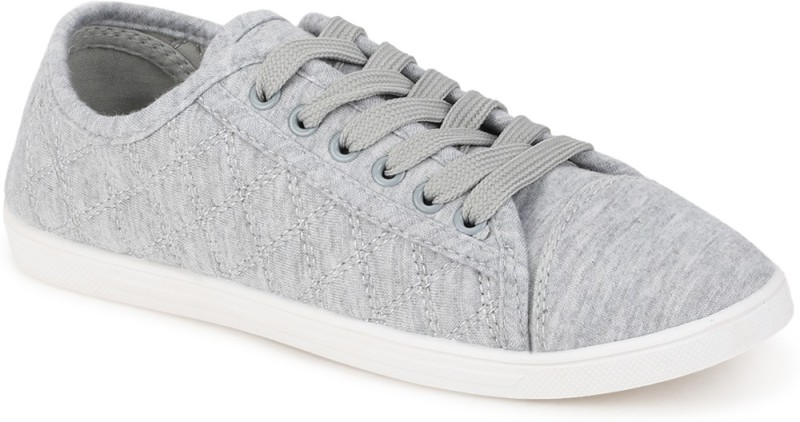 People People Grey Casual Shoes Casuals For Women(Grey)