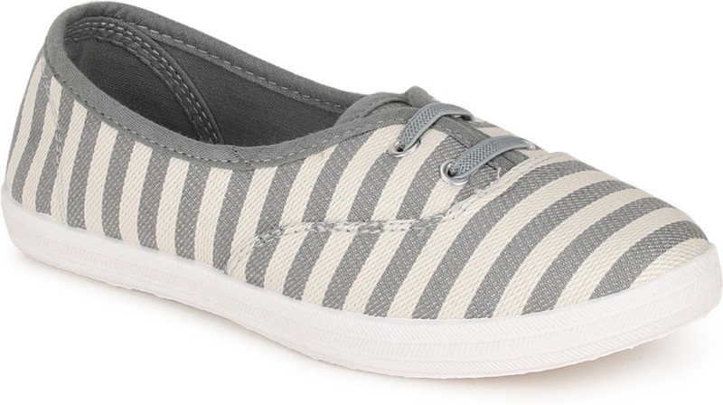People Grey Casual Shoes Sneakers For Women(Grey)