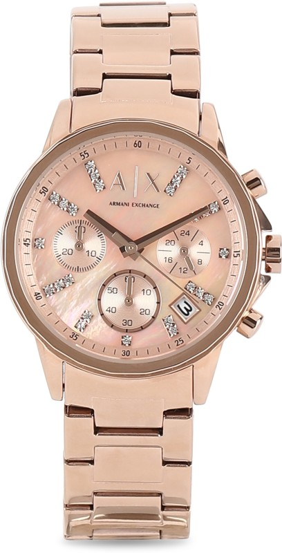 Armani Exchange AX4326 Lady Banks Analog Watch - For Women
