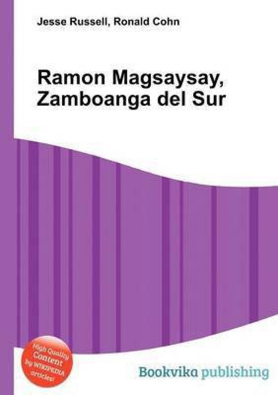Ramon Magsaysay, Zamboanga del Sur(English, Paperback, unknown)