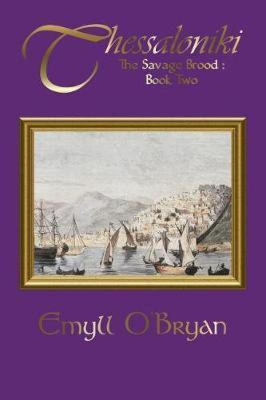 Thessaloniki(English, Paperback, O'Bryan Emyll)