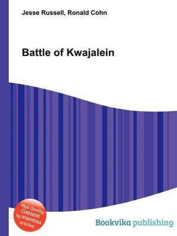 Battle of Kwajalein(English, Paperback, unknown)